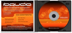 compuprint commercial digital printing dvd covers cd inlays